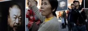 Protesta_respaldo_artista_chino_Ai_Weiwei