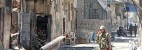 SYRIA-DAMASCUS-MIDAN NEIGHBORHOOD