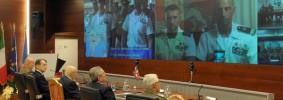++ MARO': NAPOLITANO,MI AUGURO RIVEDERVI PRESTO IN PATRIA ++