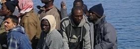 Immigrati sbarchi