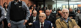 Jorge Rafael Videla sentenced by justice to 50 years of imprisonment