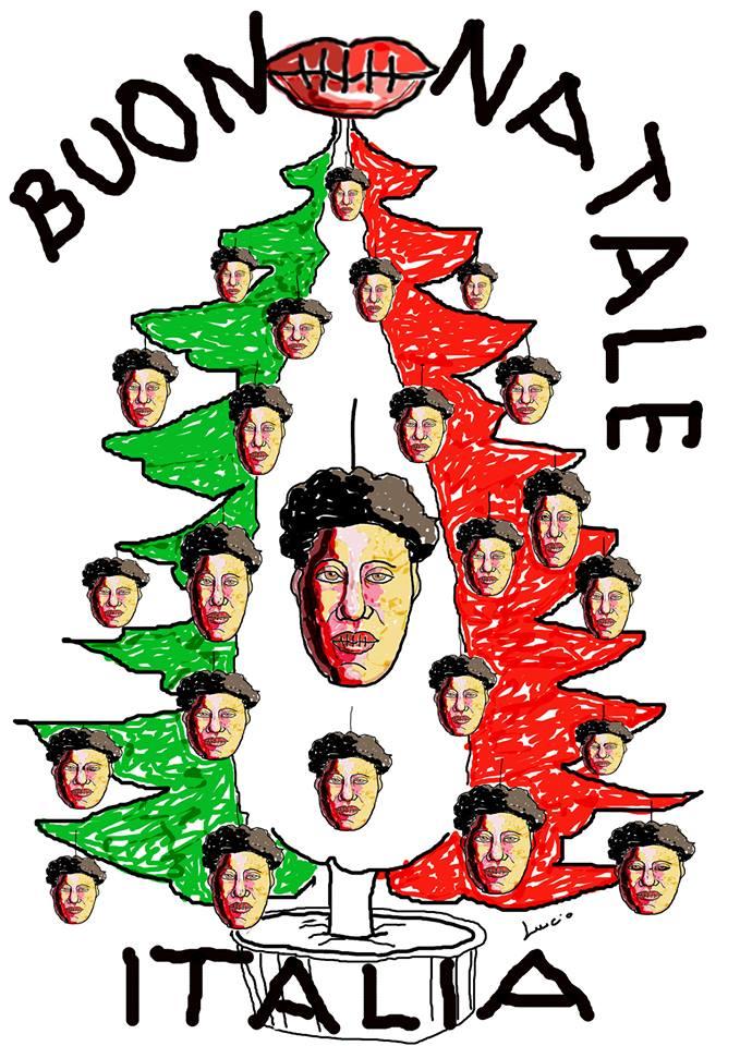 Buon Natale Italia.Buon Natale Italia Brogi Info