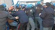 PROTESTA PASTORI:2 FERMI PER RESISTENZA A PUBBLICO UFFICIALE