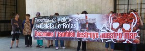 Pescadores-artesanales-y-algueras-de-caleta-Lo-Rojas-despliegan-lienzo-en-protesta-contra-funcionamiento-Bocamina-I