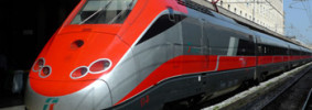 Italy-frecciarossa-train