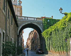 Via Giulia Farnese