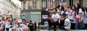 Cinesi a Parigi